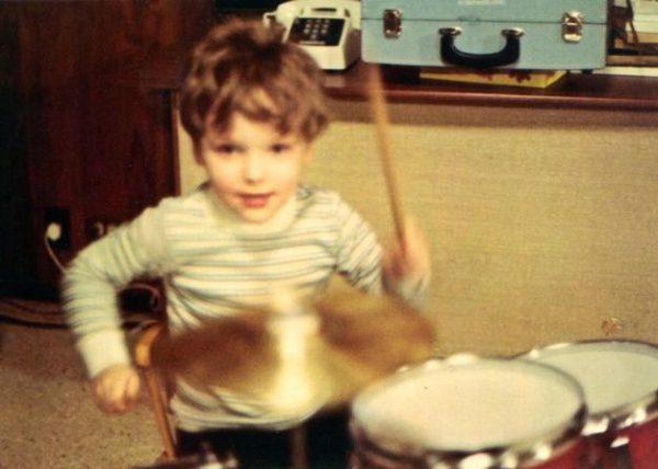 Richard Marx - Playing Drums