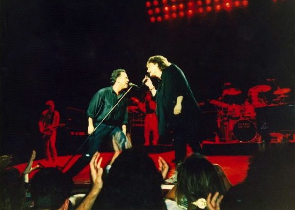 Richard Marx and Billy Joel, Miami 1990 - 1