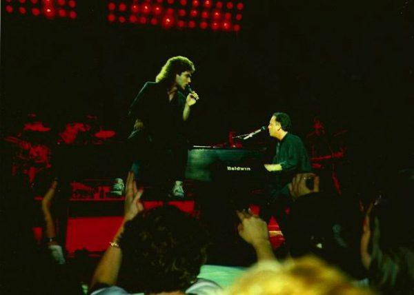 Richard Marx and Billy Joel, Miami 1990 - 2