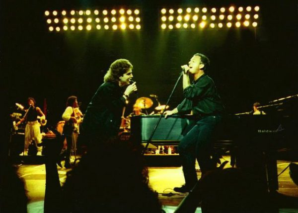 Richard Marx and Billy Joel, Miami 1990 - 3