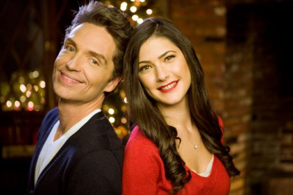 Richard Marx and Sara Niemietz
