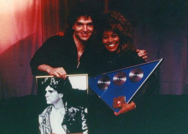 Tina Turner and RM