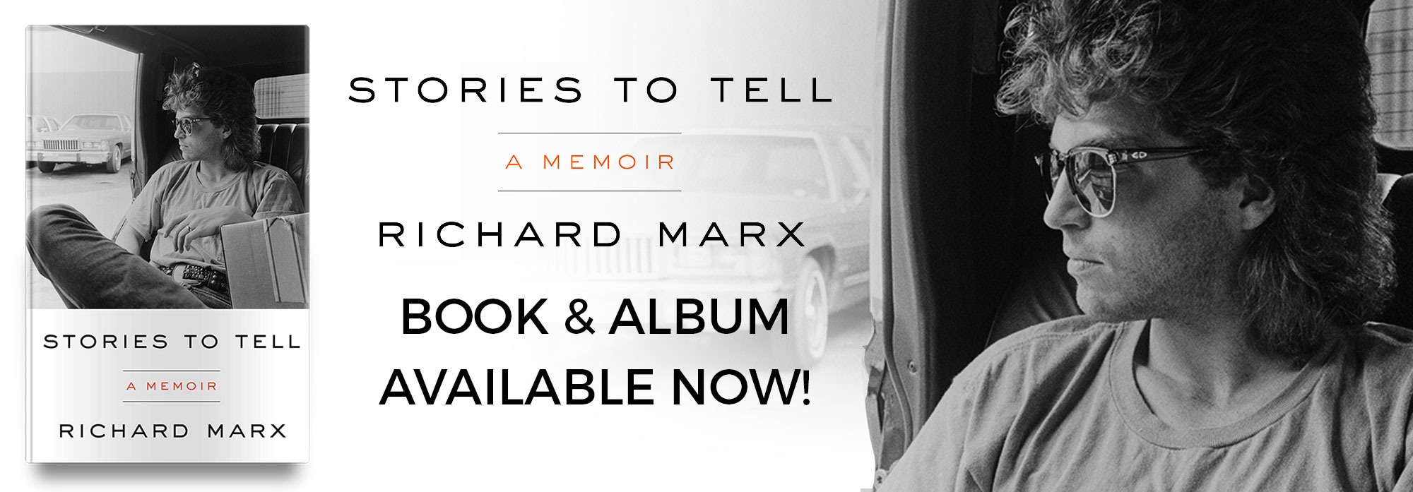 Richard Marx - Memoir (Stories To Tell)